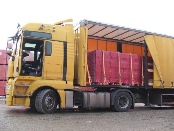 Организация перевозок Тентованной фурой с полной растентовкой