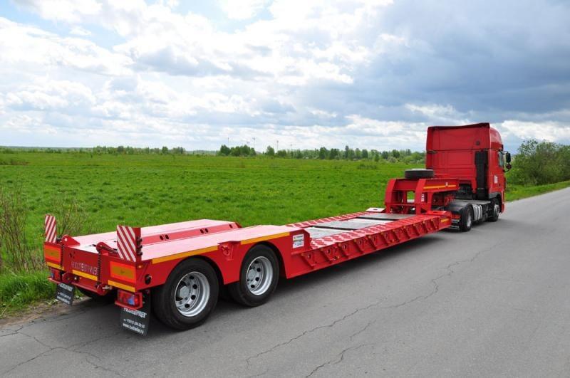 Организация перевозок Красным тралом